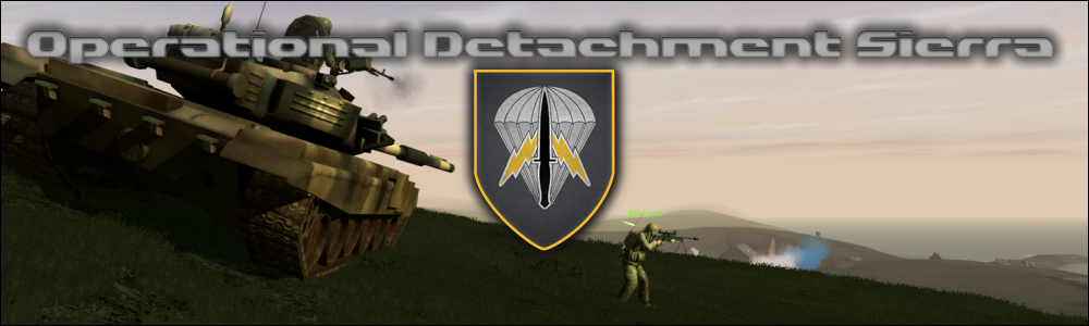 Operational Detachment Sierra - Powered by vBulletin